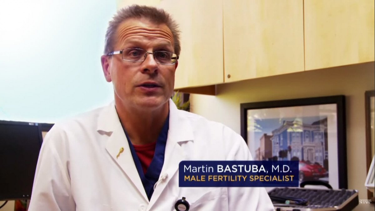 Dr. Bastuba Coordinated with the Spinal Cord Injury Fertility Program at Sharp Mary Birch Hospital